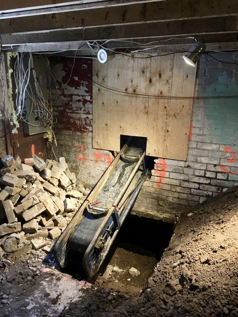 Basement Excavation in Toronto