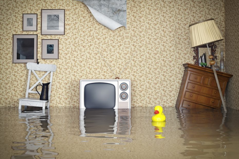 Water-in-the-basement