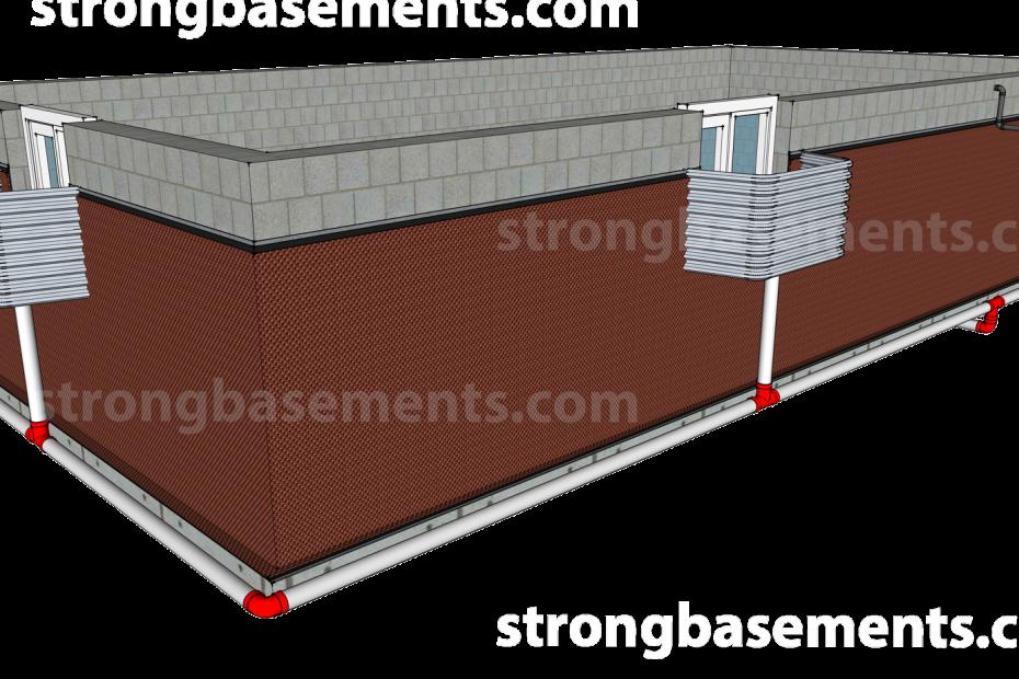 Exterior-Basement-Waterproofing-Toronto