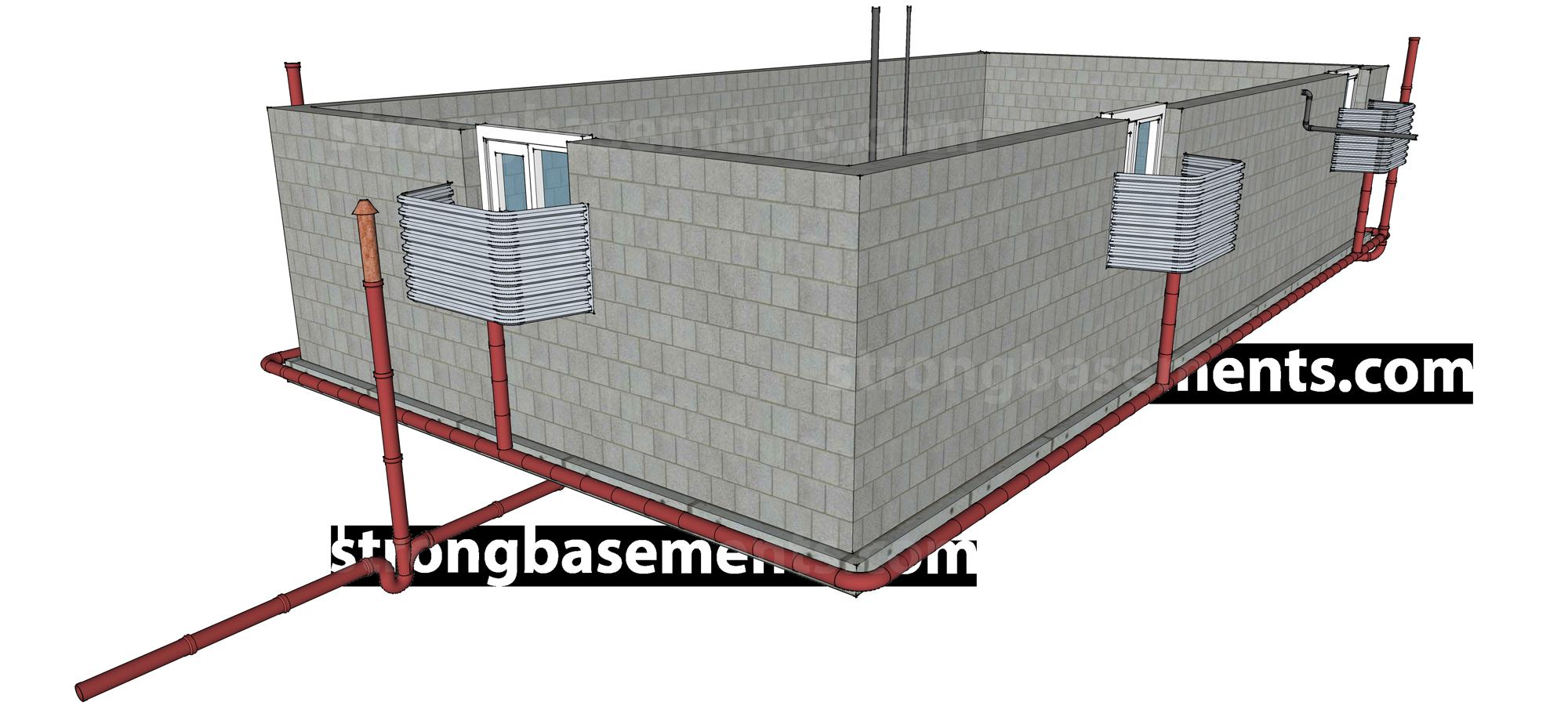 Exterior-Basement-Waterproofing-Toronto-Step-1