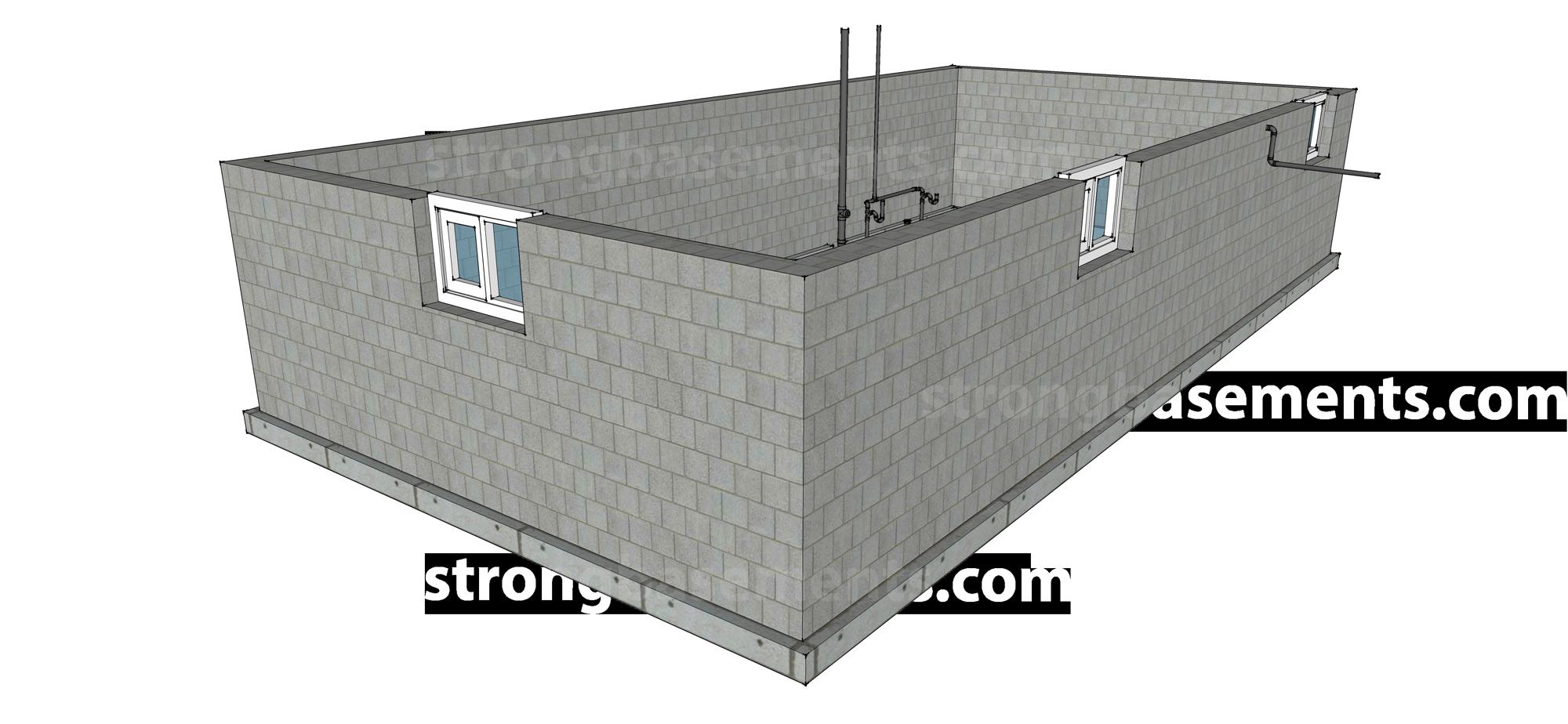 Exterior-Basement-Waterproofing-Toronto-Step-2