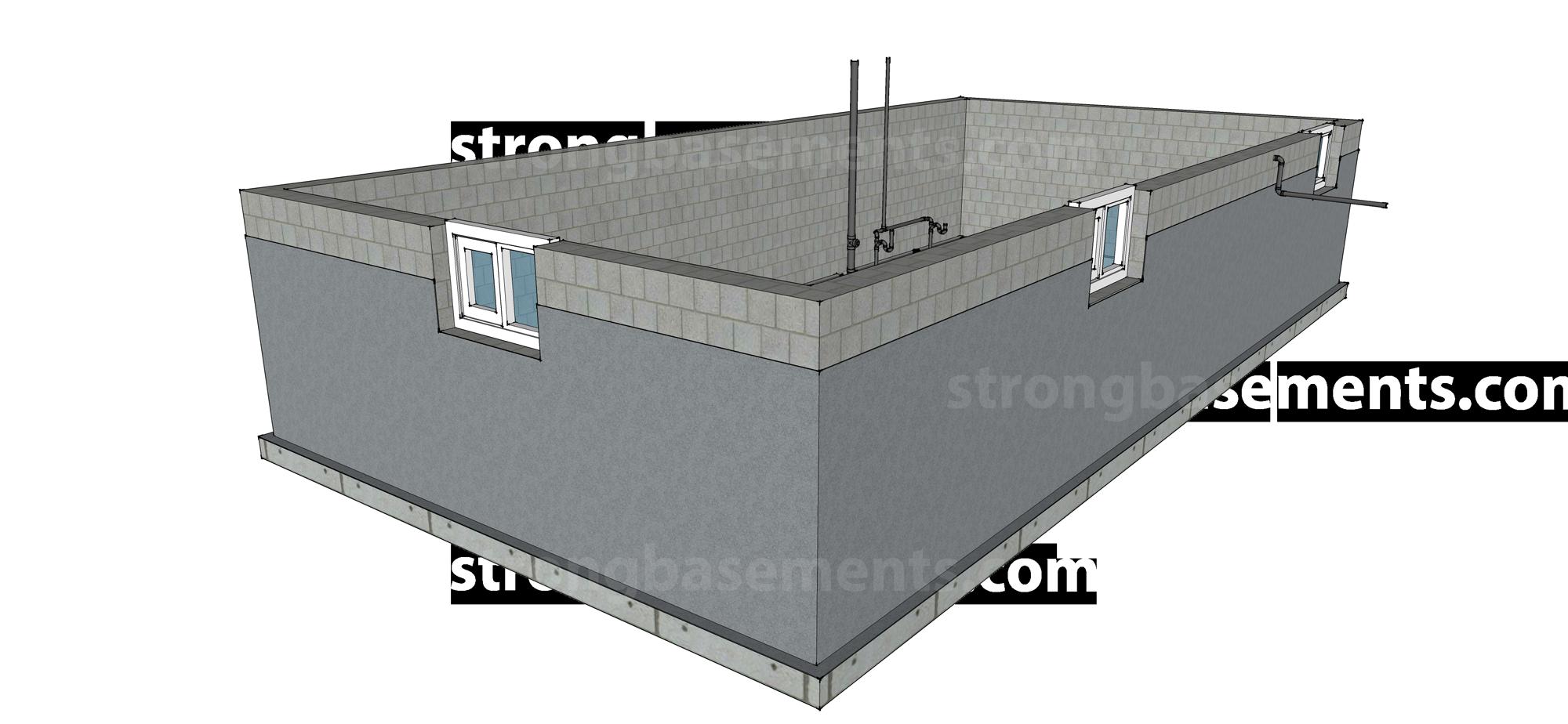 Exterior-Basement-Waterproofing-Toronto-Step-3