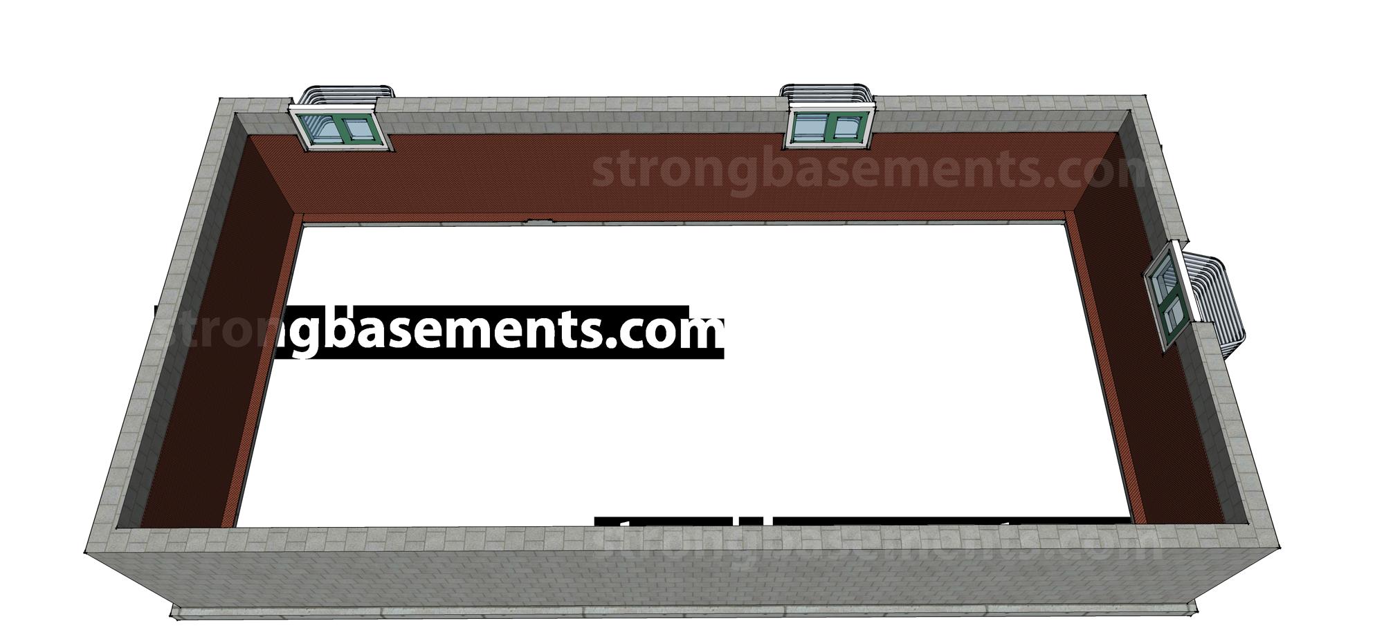 Interior-Basement-Waterproofing-Step-2