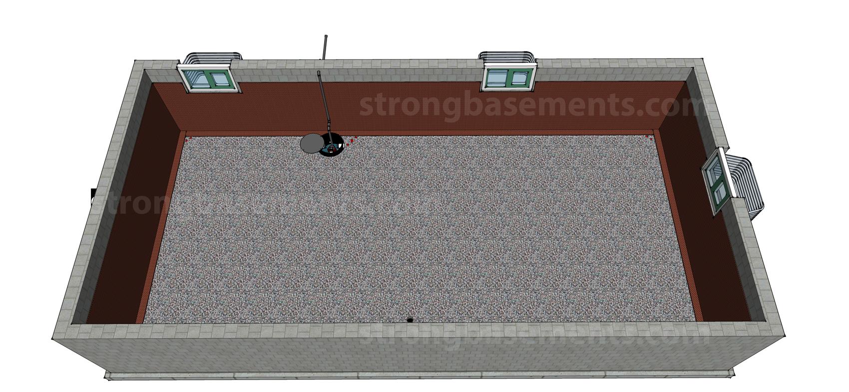 Interior-Basement-Waterproofing-Step-5